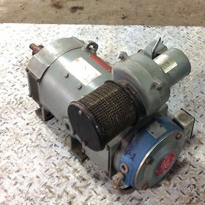 GE 10HP CD218ATY Kinamatic Dc Motor 5Cd152Ka800B800 *pzb*