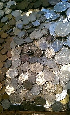☆ 50 Coins From Estate Collection ☆ Roman, World, Old Early US 1800s GOLD SILVER 3