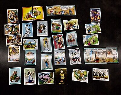 Stickers Panini Asterix Carrefour 2019 Lot de 10 cartes au choix Autocollant 60a 10