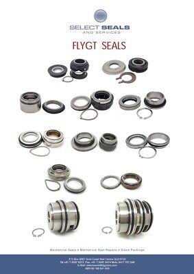 Flygt 3153 Plug-In Cartridge Mechanical Seal -641 50 500 - Suits  2670.180,5100 8