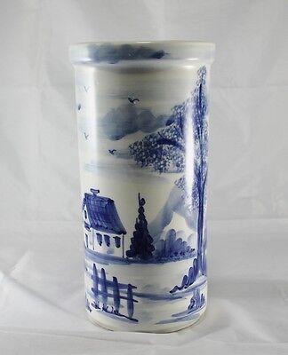 Ceramiche Bianconi Pietro.Ceramiche Artistiche Bianconi Pietro Italy Hand Made Blue