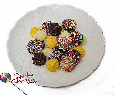 Mixed Chocolate Buds  -  1Kg - Bulk Chocolates 2