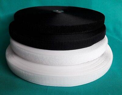0,43-20,90 €/m Klettband zum Aufnähen & Selbstklebend 20-150mm Großhandel Preise 2