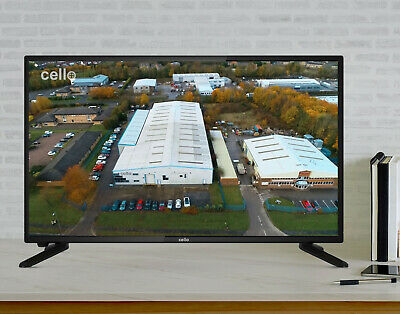 """CELLO 24"""" inch LED TV FREEVIEW HD HDMI, USB & VGA - NEW 2020 MODEL - MADE IN UK 7"""
