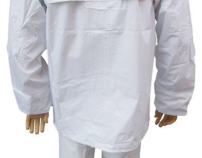 CATHEDRAL Duraproof Jacket Mens 100/% Waterproof Unlined White Bowls 2019