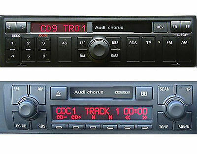 AUDI A4 1997-2006 Bluetooth music streaming handsfree car kit AUX USB MP3  iPhone
