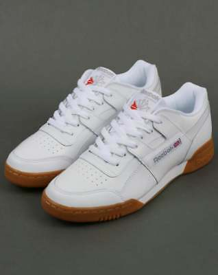 reebok workout plus white gum classic