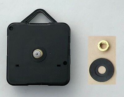 Quartz clock movement, Sangtai 6168S, long shaft 21mm, with hanger, silent