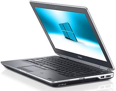 LAPTOP DELL E6430 CORE i5   2,900 GHz GB  14,1   320GB HDD WIFI BT  WIN 10 3