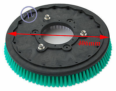 43cm Tennant Poly Scrubbing Brush For T3-43 & T2 Floor Scrubber Dryer 1019062 3