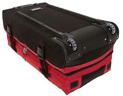 Reisetasche Trolley Elephant 80 XXL Koffer Reisegepäck Trolly Rollen 12356 Rot 8