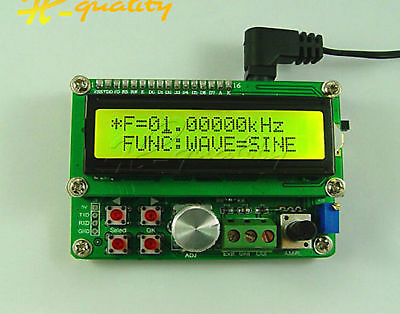 DDS Function Signal Generator Custom arbitrary Waveform Sine/Triangle COUNTER 2