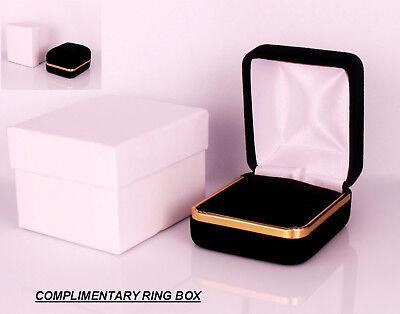 Tiffany & Co. Elsa Peretti Vintage Retro Solid 18K Gold Splash Square Tile Ring 12