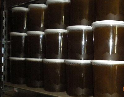 miel toutes fleurs sauvages du Berry. 3 pots de 1 kilo 2
