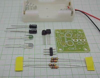 E930+ Bausatz LED Wechselblinker Modul Mit 2 orange Leds
