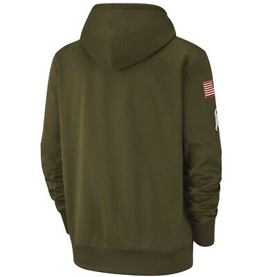 c7634ee65 ... Nike CHICAGO BEARS 2018 Mens NFL Salute to Service Limited Therma STS  Hoodie New 3