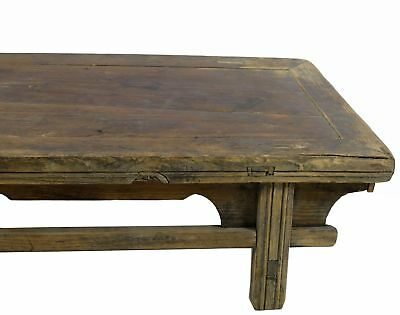 Reclaimed Wood Shandong Accent Table or Coffee Table 1 3
