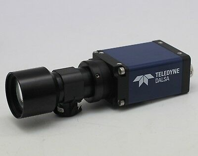 1PCS  DALSA C-SA-2FM-EG Gigabit Network 2 million CCD camera  tested 2
