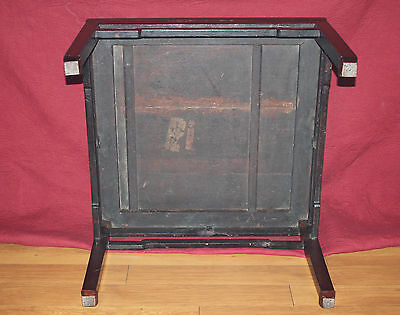 Antique Chinese Table Wood 18Th Century Kang Table 4