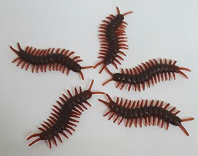 MORE PICK N MIX Joke Insects Fake Prank Cockroach Centipede Spider Scorpion