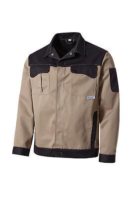 3034 Pionier Color Wave Bundhose Hose Arbeitshose beige//schwarz Art-Nr.