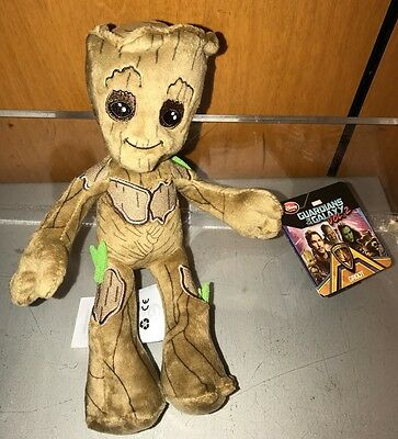 Disney Store Plush Guardians Of The Galaxy Baby Groot Mini