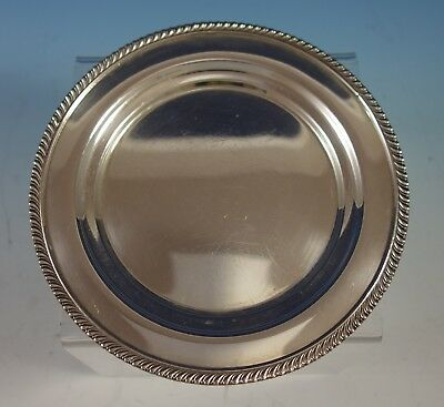 Gadroon by Becht & Hartl Sterling Silver Bread and Butter Plate #1470 (#2877) 3