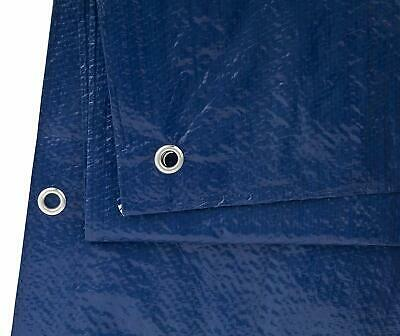 Telo Pvc Telone Occhiellato Esterno Impermeabile Esterno Blu Gazebo Piscina Wnd 5