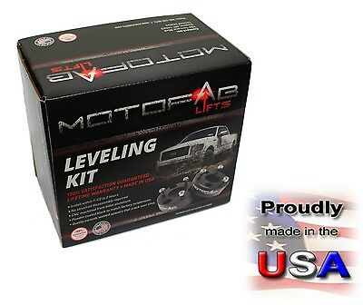 """2"""" LEVELING LIFT KIT for DODGE RAM 1500  4WD 2006-2019  Made in the USA Billet 2"""
