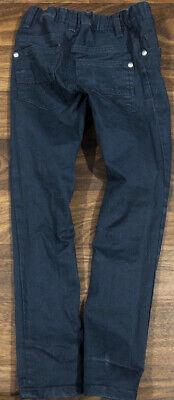 Boys Tu Blue Skinny Jeans Age 6 Good Condition 2