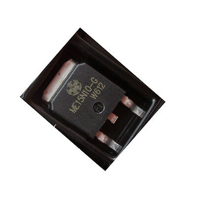 50PCS ME15N10-G  TO-252 MOS  LCD power supply transistor
