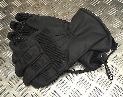 Genuine British Military Issue W+R ECW Extreme Cold Weather Black Combat Gloves 2