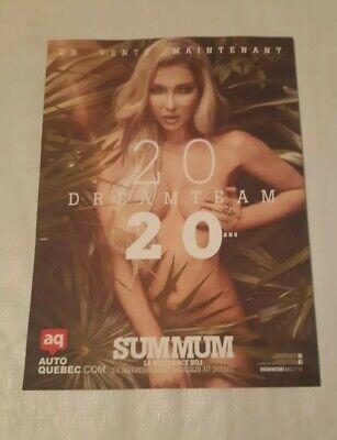 Sandra Kubicka , Summum Magazine , December / January  2020 3