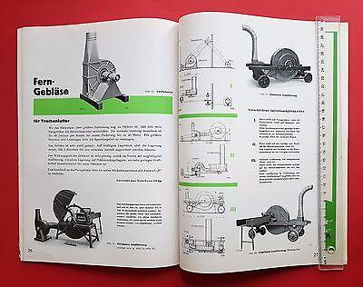 Prospekt von SPEISER Göppingen 1934 70 Jahre Häckselmaschinen ( F16383