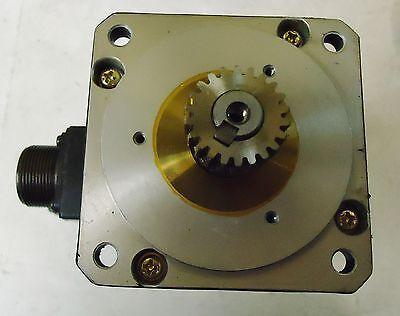 Yaskawa Electric Ac Servo Motor Type: Usarem-03Cf J11, 300W Made In Japan 3