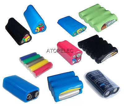 17MM-103MM Wide PVC Heat Shrink Tubing Wrap Lipo Li-ion NiCd RC Battery Pack 2
