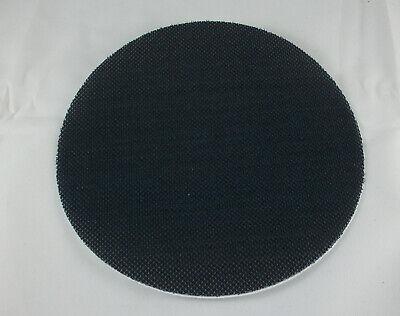 Selbstklebende Klettauflage Durchmesser 150mm Mittelloch Ersatzklettaufnahme