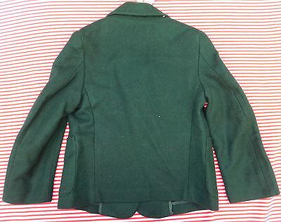 Vintage 1950s blazer green UNUSED girls school uniform Swan Lake Arthur Howard 4