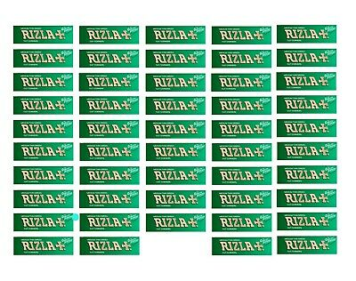 1200 Rizla Green Cigarette Rolling Papers and 1200 Swan Extra Slim Filter Tips 2