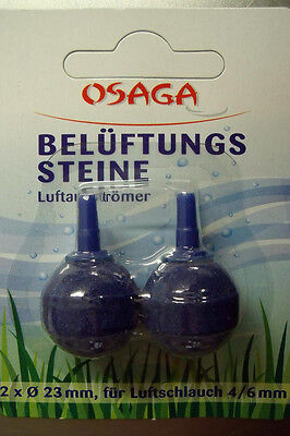 Sauerstoffstein Belüftungsstein Ausströmer Belüfterplatte  für Teichbelüfter 6