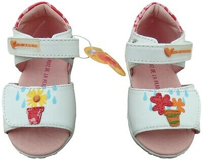 Baby Girl AGATHA RUIZ de la PRADA *SANDALS 9/12M, UK4 2 styles LEATHER eu20 BNWT 2