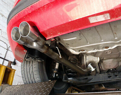 Seat Uni Front Exhaust Flex Pipe Tube 165mm Stainless Steel Mesh 45x48x55 400MM