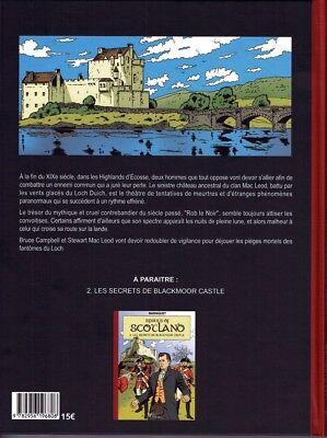MARNIQUET: SPIRITS OF SCOTLAND/ Les fantômes du loch 7