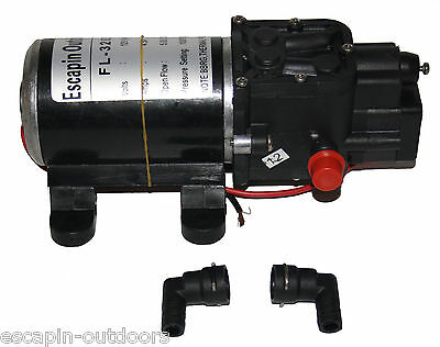 12V Water Pump100PSI Agriculture Chemical Rated Spot Wand Spray Pump for farmers 3