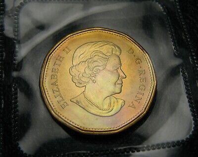 RCM - 2010 - $1 - SK Roughriders - BU - Original Sealed 2