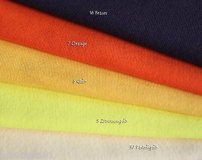 Bündchenstoff -XXL BREIT 140cm - Bündchenware Jersey-Bündchen Schlauchware 8