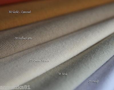 Bündchenstoff -XXL BREIT 140cm - Bündchenware Jersey-Bündchen Schlauchware 7
