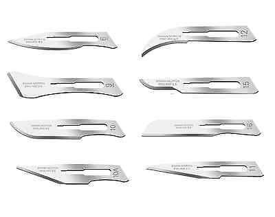 Swann Morton- Scalpel Blades - No.6, 9, 10, 10A, 11, 12, 15, 16, 21, 23, 25A, 26 2