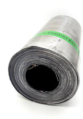 Walzblei Blei 2 mm in den Breiten 55 cm gerollt je 1 Meter