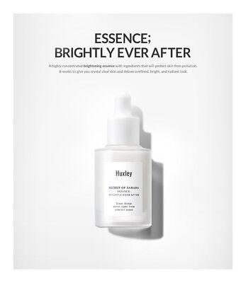 HUXLEY Secret of Sahara BRIGHTLY EVER AFTER Essence - 30ml - *UK Seller*
